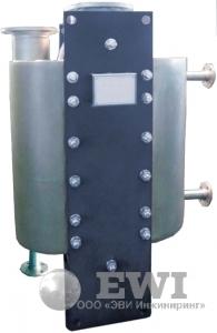 клапан предохранительный на теплообменнике
