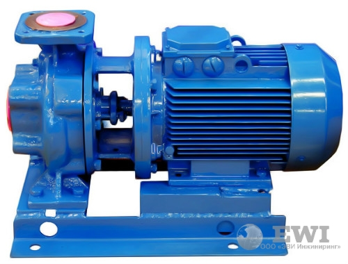 Насос КМ 65-50-160 с/дв 5,5 кВт (100L2к)